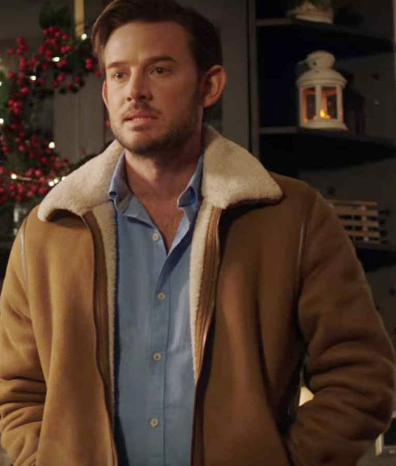 Jack-Russo-Midnight-at-the-Magnolia-Evan-Williams-Brown-Jacket
