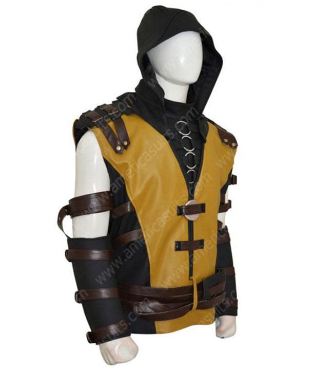 Mortal-Kombat-10-ScorpionYellow-Leather-Jacket-(1)