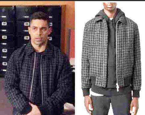 Nick-Torres-NCIS-Season-18-Bomber-Jacket