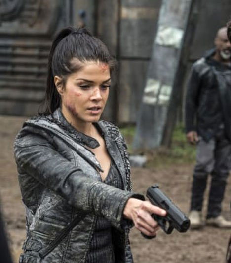 Marie-Avgeropoulos-The-100-TV-Series-Leather-Jacket