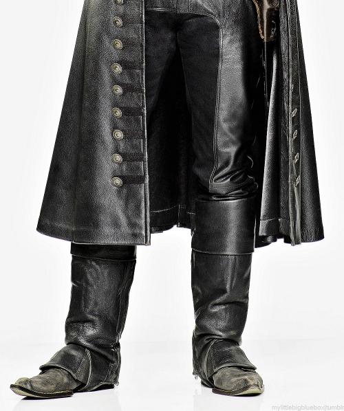 Once Upon a Time Season 5 Captain Killian Hook Jones Jacket