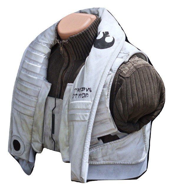 Poe Dameron Flight Suit
