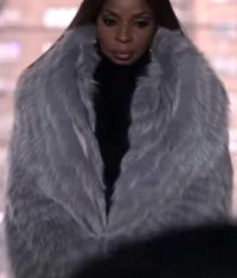 Power Book II Ghost Monet Fur Coat