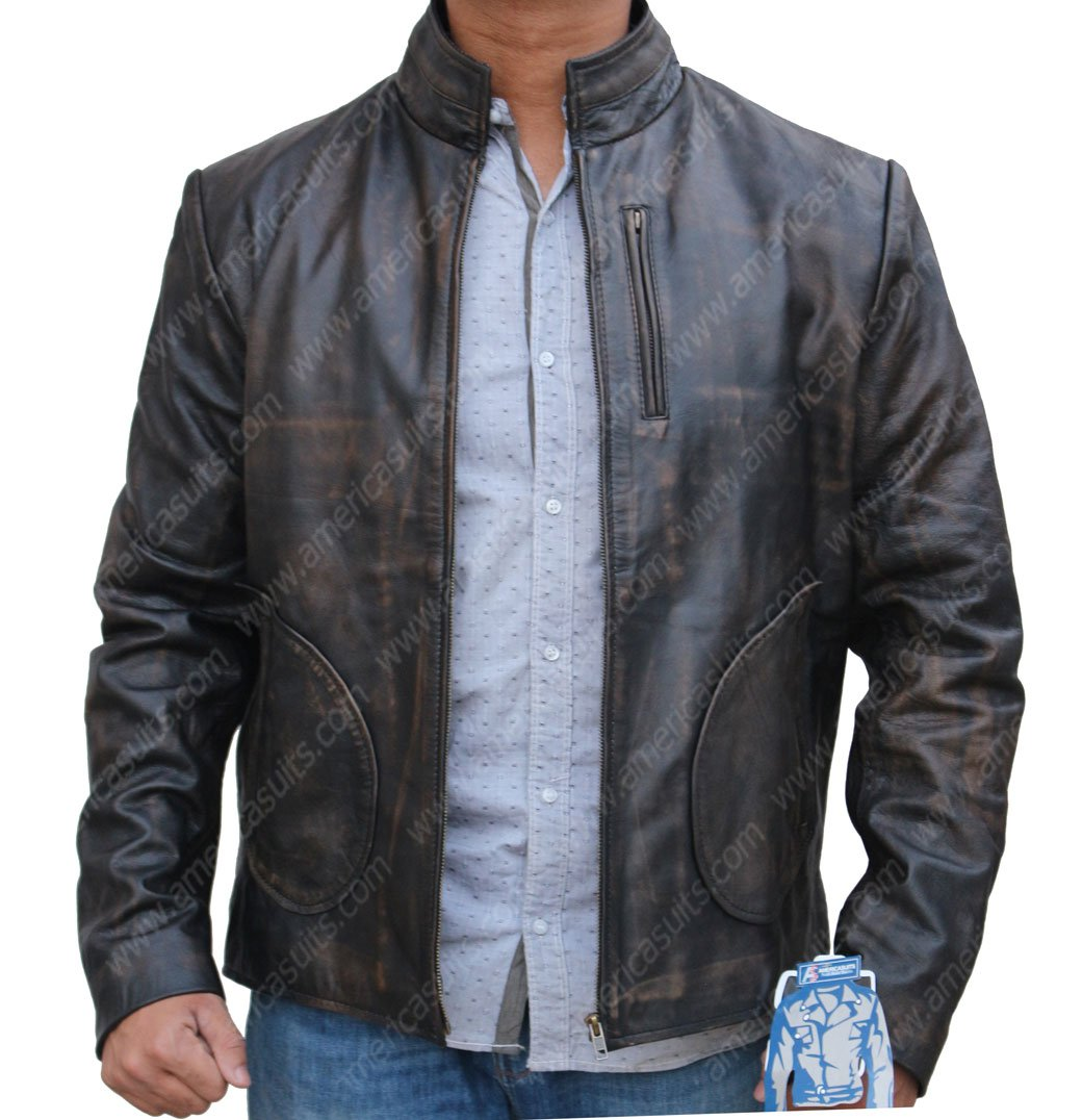 Rampage Movie Jacket