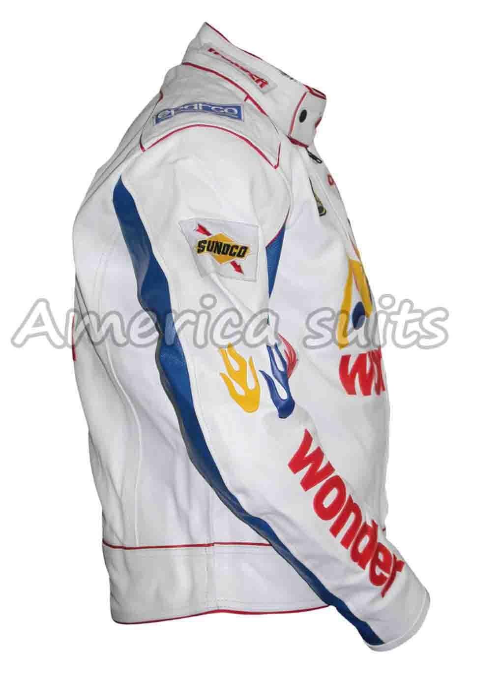 Wonder Bread Racing Suit