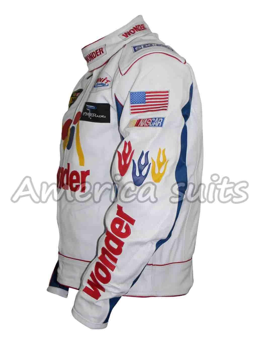 Wonder Bread Nascar Jacket