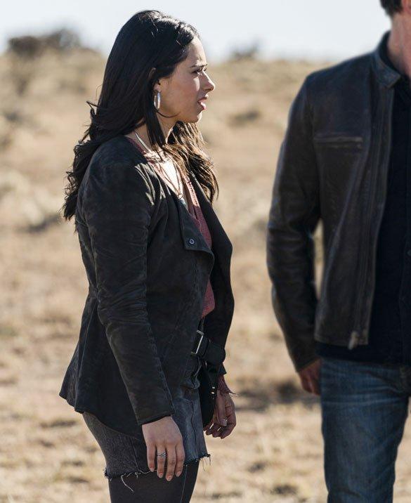Liz-Ortecho-Roswell-New-Mexico-Jeanine-Mason-Black-Jacket