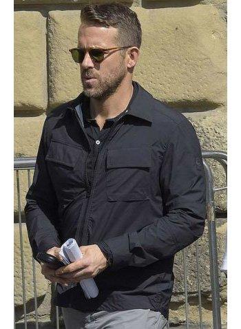 Ryan-Reynolds-Six-Underground-One-Cotton-Jacket