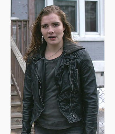 sandy-milkovich-shameless-season10-black-hooded-jacket