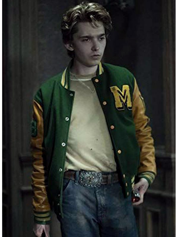 Scary Stories The Dark Tommy Milner Jacket