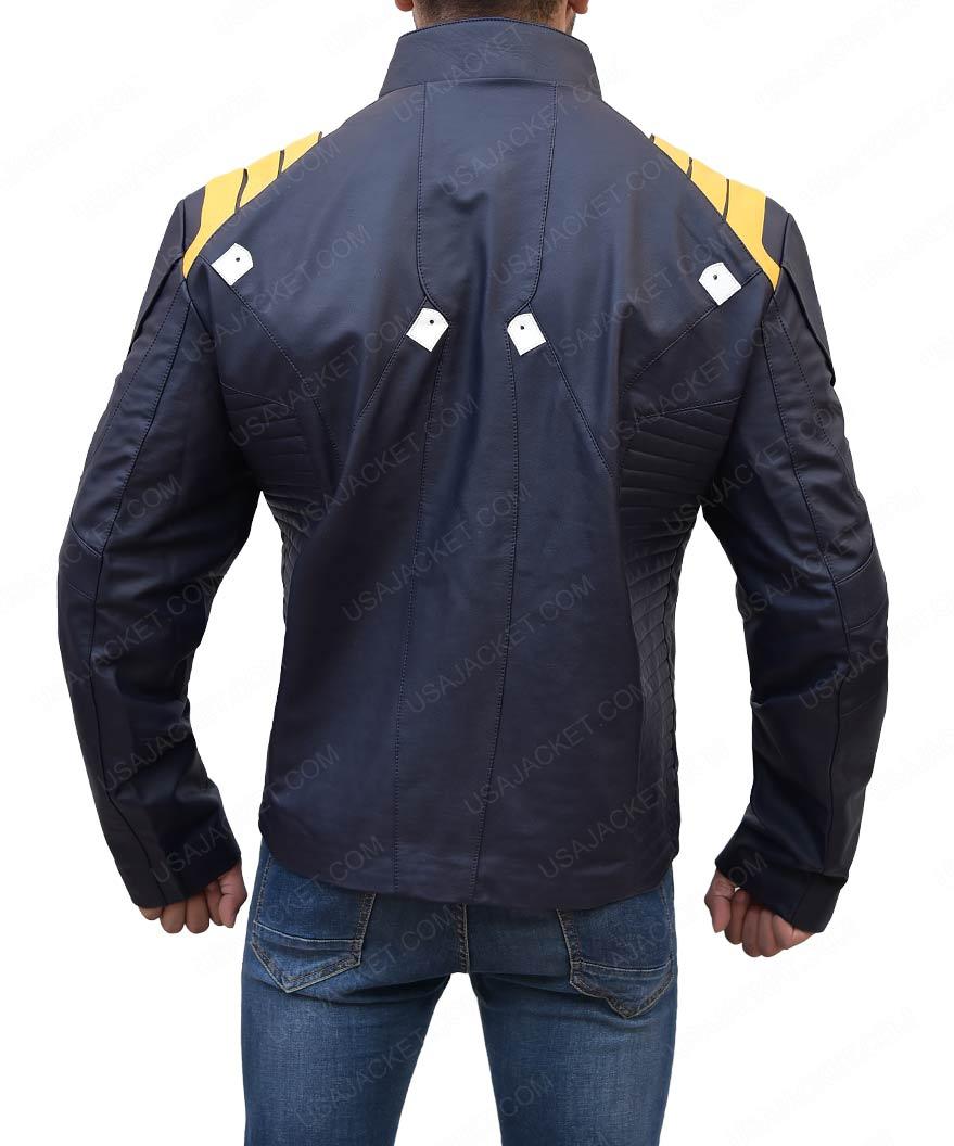 Star Trek Beyond Captain Kirk Uniform Jacket