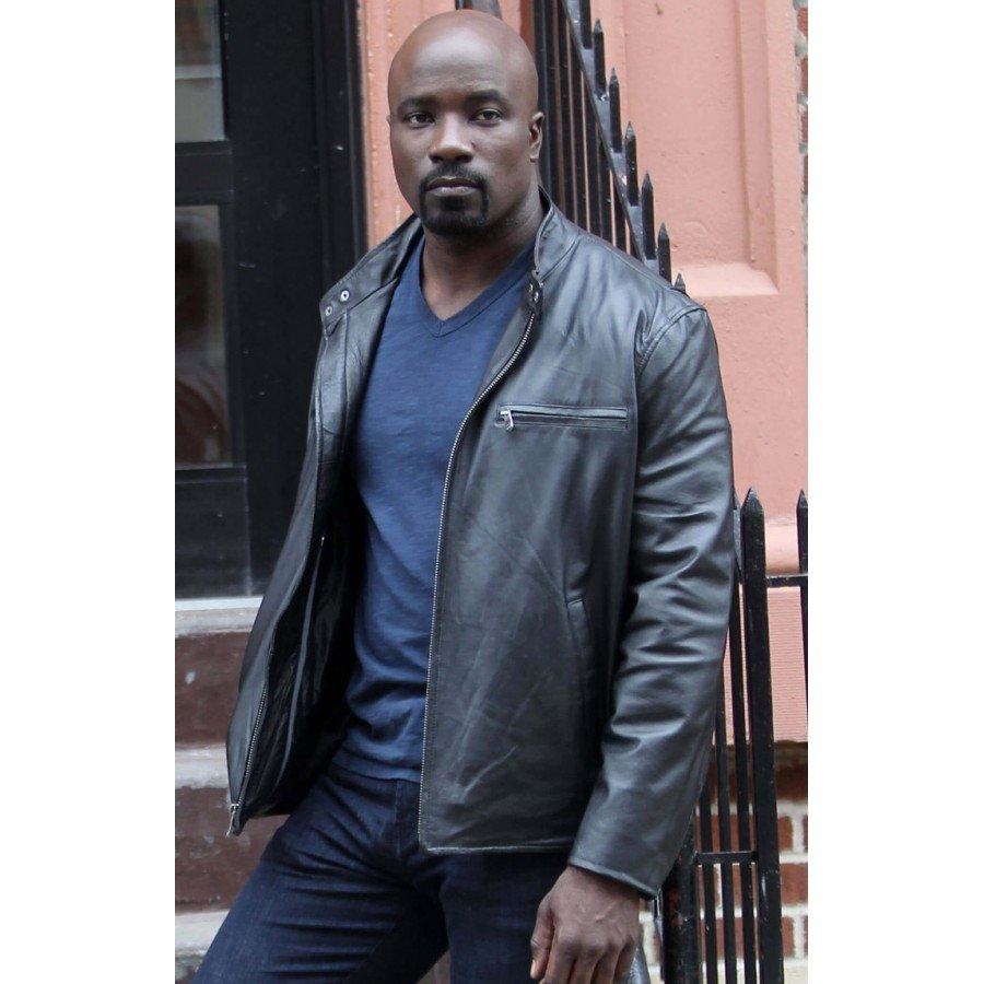 Luke Cage Leather Jacket