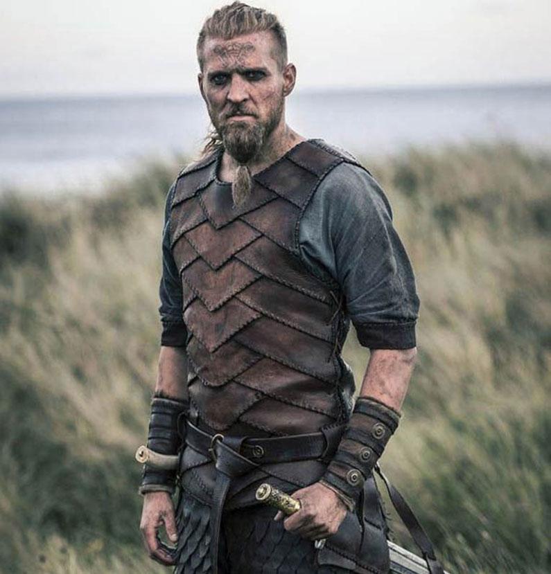 Ragnar-The-Last-Kingdom-Leather-Vest