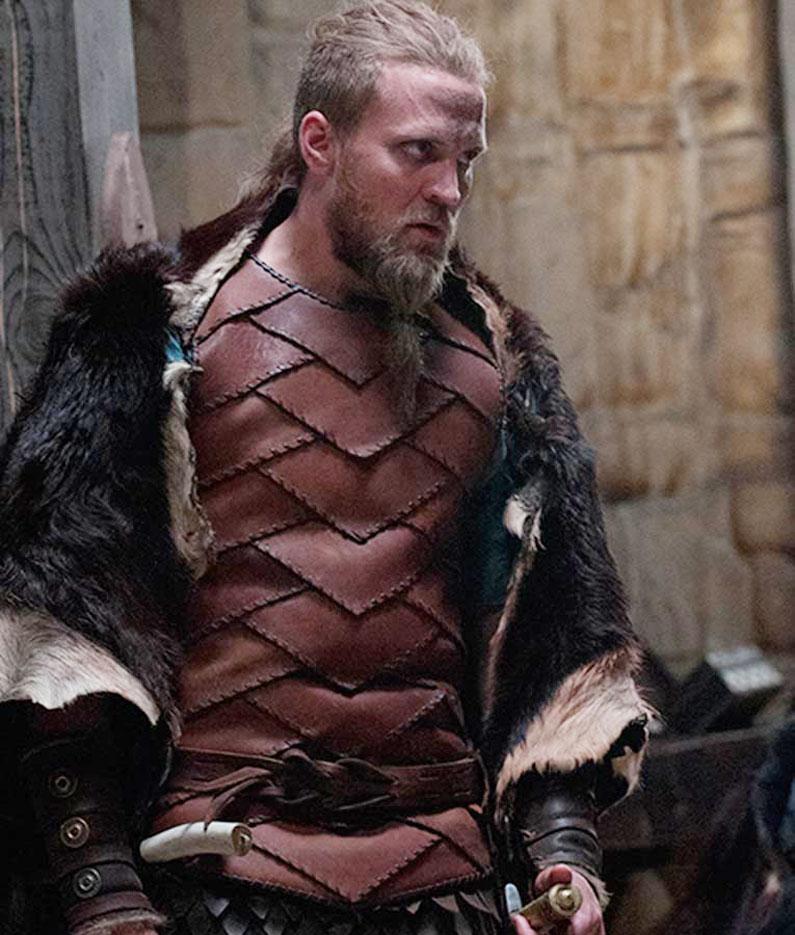 The Last Kingdom Ragnar Vest, America