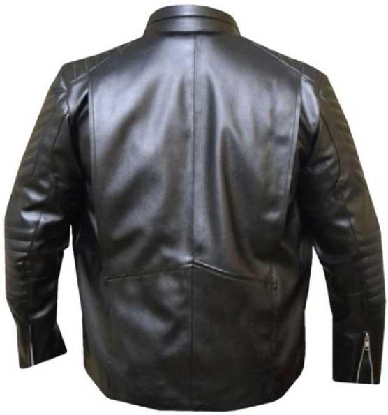 Punisher Leather Jacket