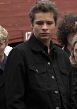 Toby Wallace The Society Season 2 Jacket