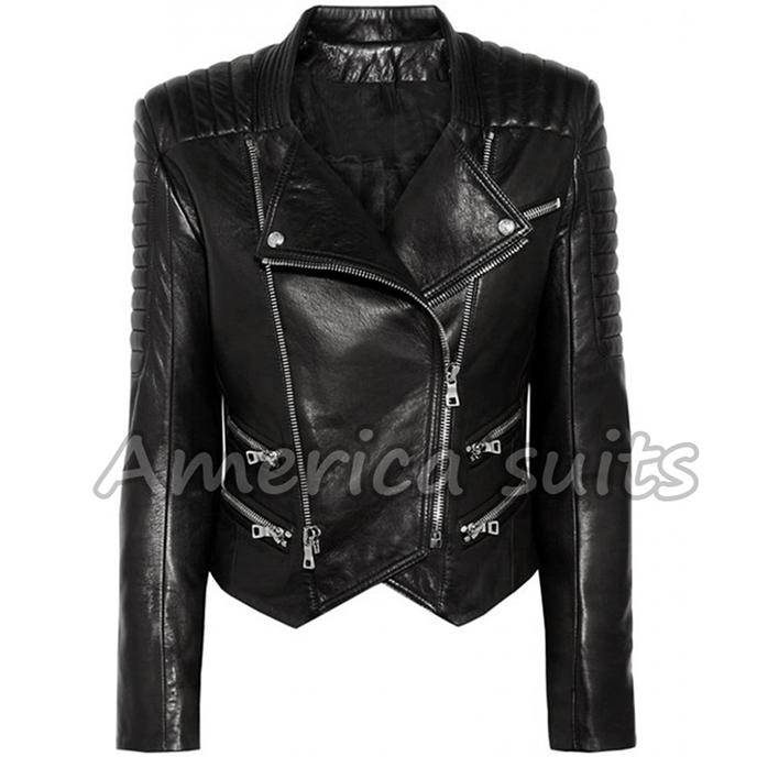 women-lambskin-black-biker-jacket