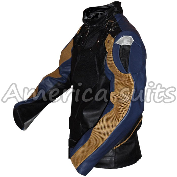 New X Men Days of Future Past Leather Jacket
