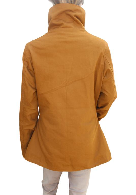 Kelsey Asbille Monica Dutton Cotton Jacket