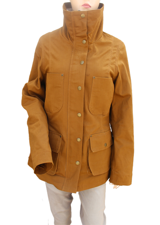 Kelsey Asbille Cotton Jacket For Women's