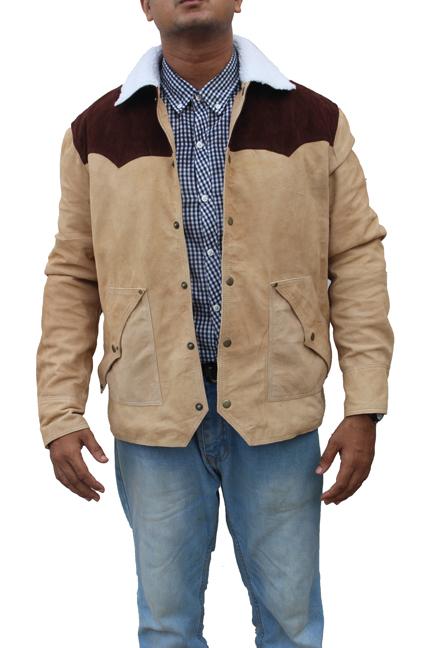 Yellowstone S03 Shearling Jacket