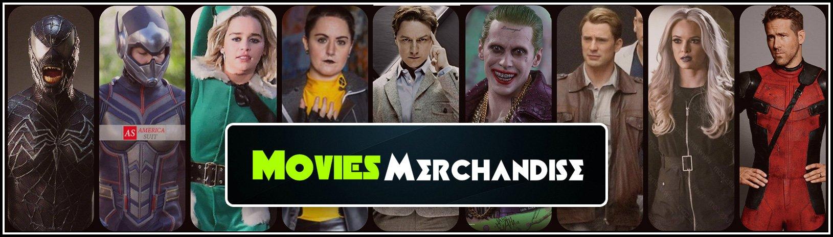 Hollywood MOvie Jackets