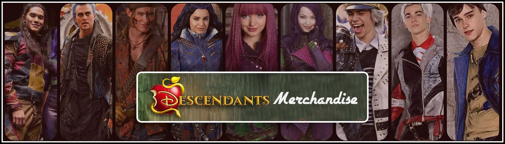 Complete Descendants Merchandise