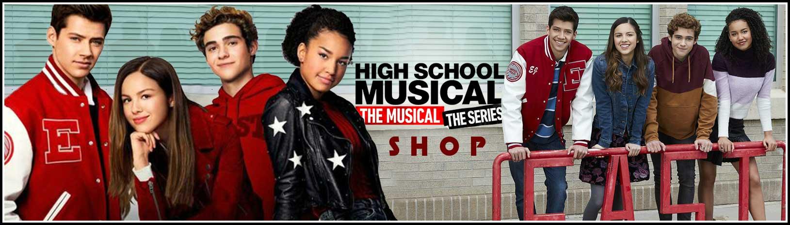 High School Musical Shop