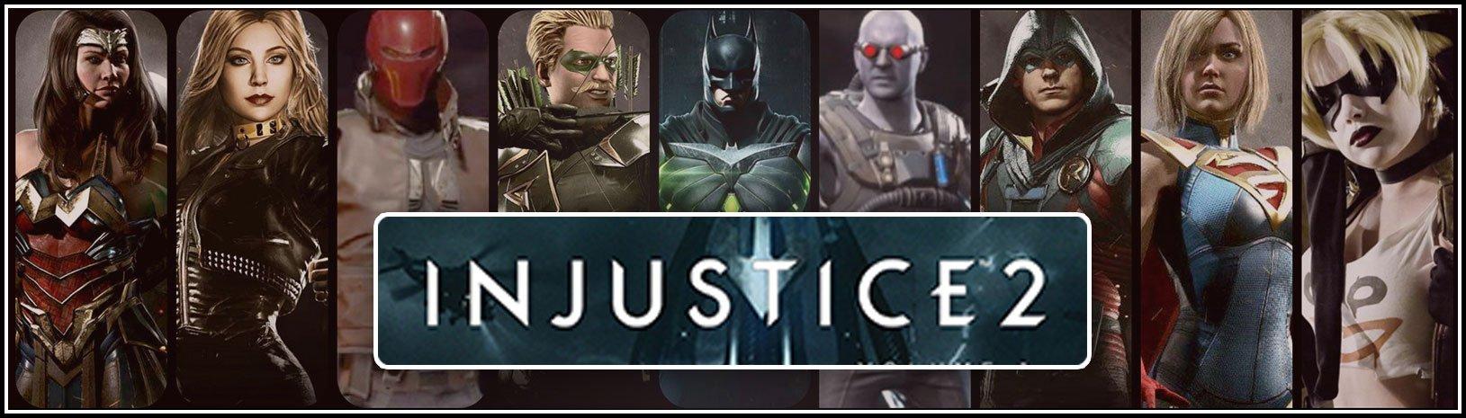injustice Jackets
