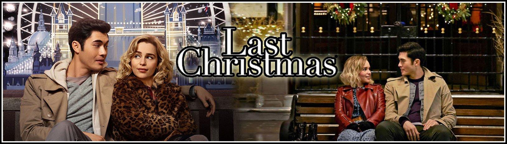 last christmas merchandise