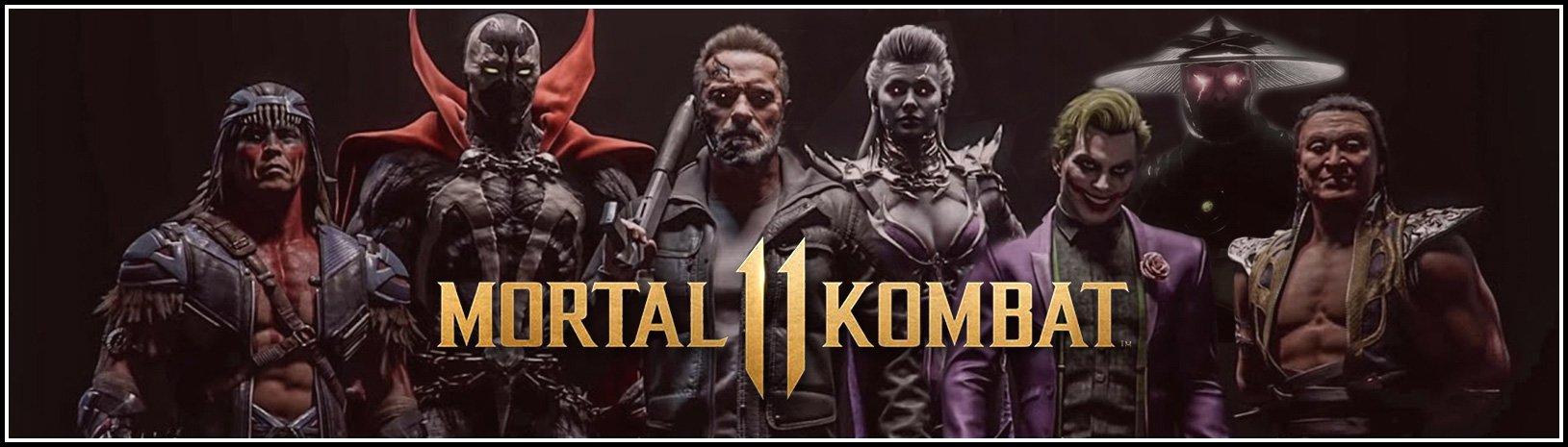 Mortal Combat Jackets
